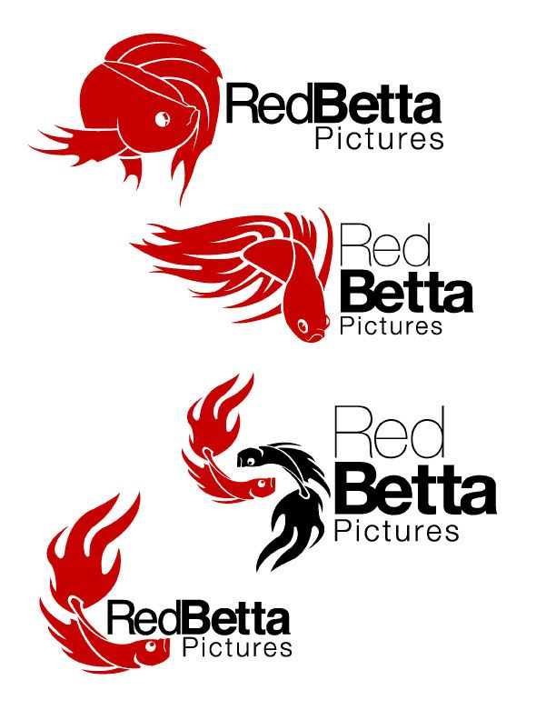 Betta Logo By Jade Crooks Betta Fish Logo Picture Logo