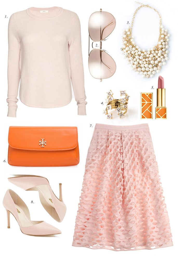 1 | 2 | 3 | 4 | 5 | 6 | 7 | 8 … A little outfit inspiration or your Wednesday morning! {this would be a great palette for Easter Sunday} xo, Rach
