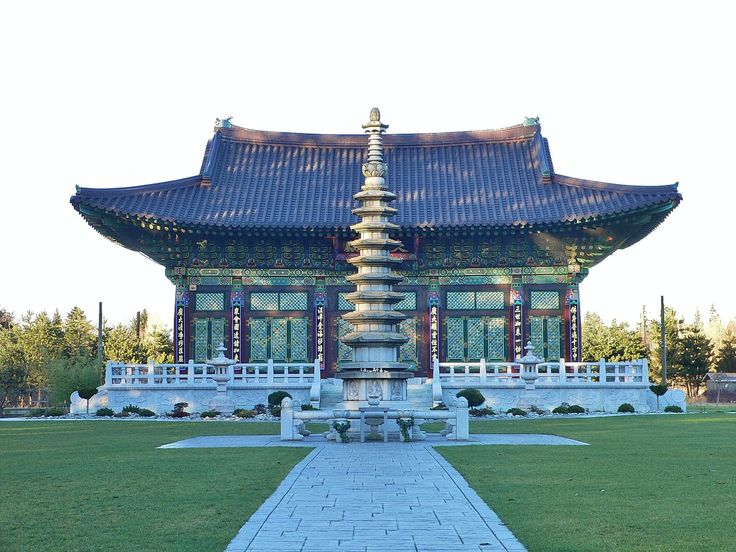 Seokwang-sa, a Korean Buddhist Temple in Surrey, BC