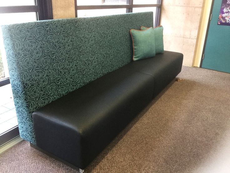 Booth seating @ St Vincents project by Burgtec WA