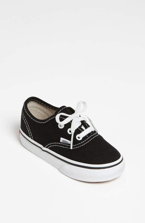 Vans 'Authentic' Sneaker (Baby, Walker