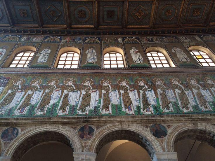 **Basilica di Sant'Apollinare Nuovo - Ravenna, Italy