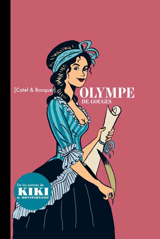 """Catel y Bocquet 'Olympe de Gouges"""""""
