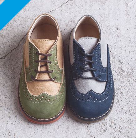 Winter oxfords by BABYWALKER www.babywalker.gr