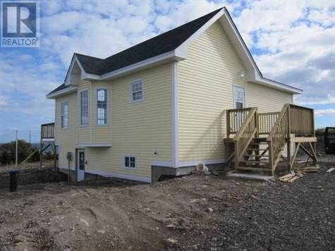 Homes for Sale in Ochre Pit Cove, Newfoundland and Labrador $199,500