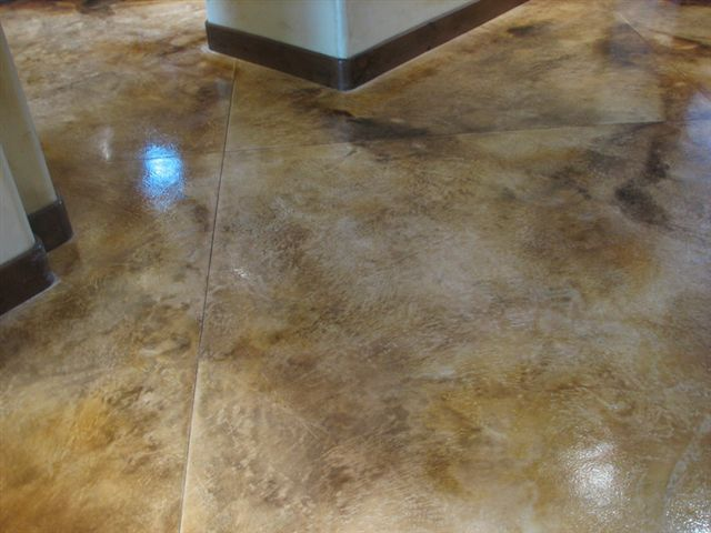 Awesome Indoor Concrete Floor Finishes Gallery - Interior Design ...