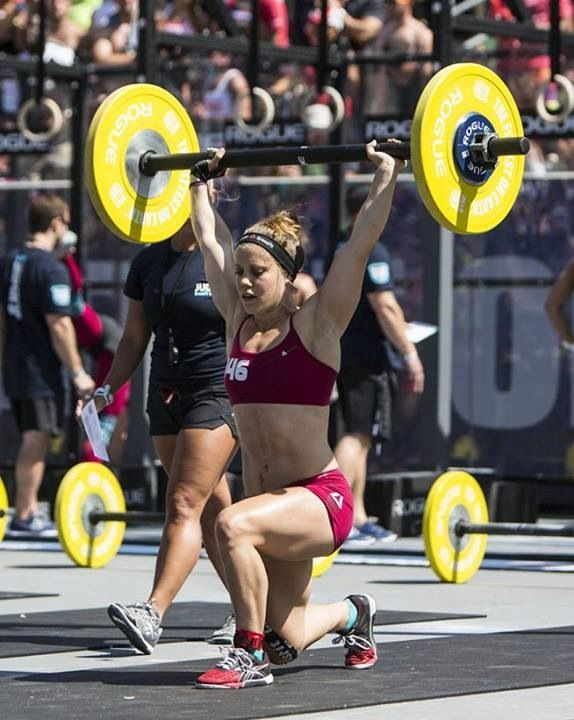 CrossFit Women. CrossFit Games.