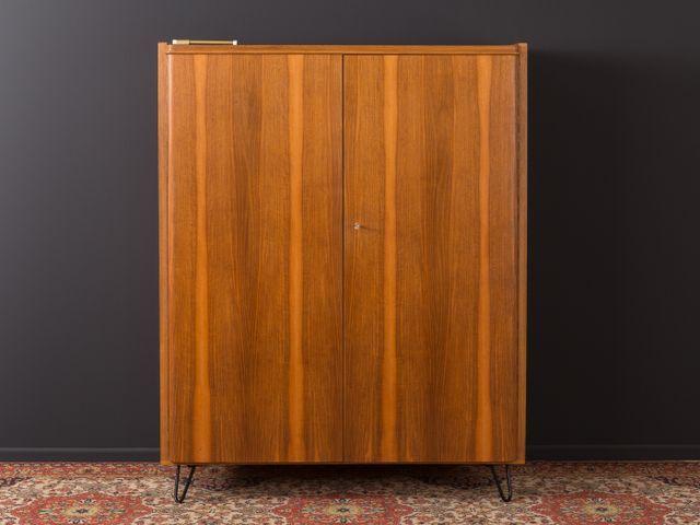 Mid Century Kleiderschrank 1950er Bei Pamono Kaufen Kleiderschrank Schrank Tischlerplatte