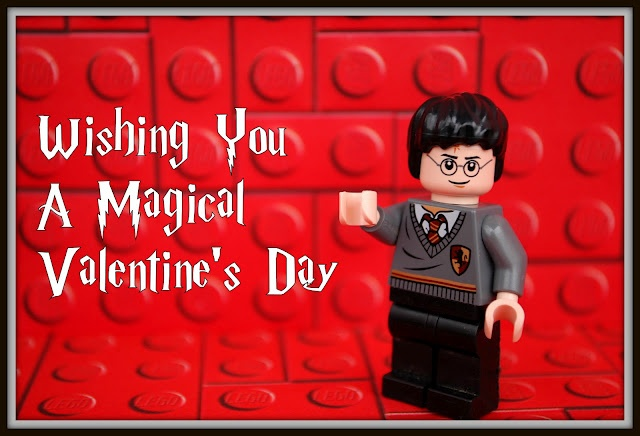 Valentine's Day Card, stick a lollipop in his hand, too cool!