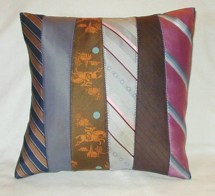 s tie pillow2 oh yes i did