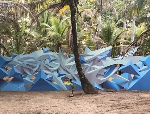 Peeta inCuango, Colon, Panama, 2017
