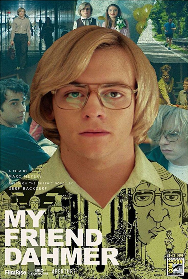 my friend dahmer stream