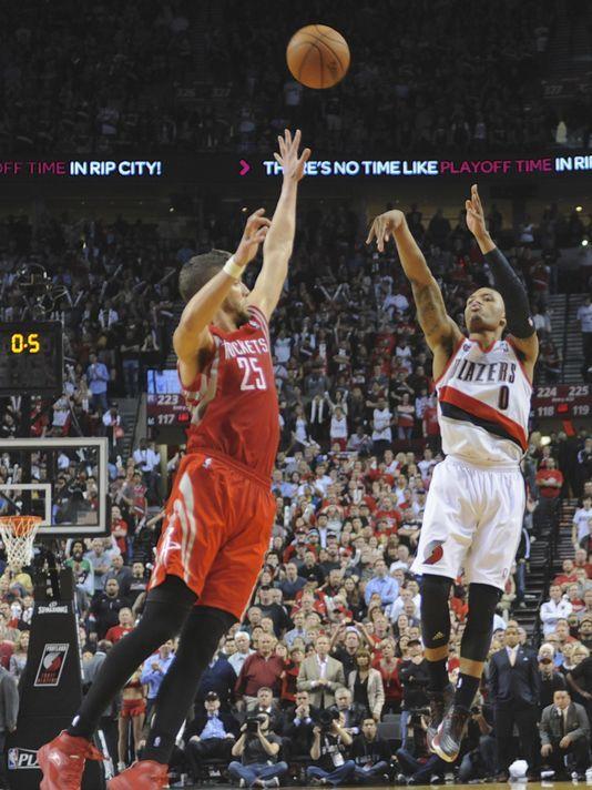9 best Shooting images on Pinterest | Basketball, Damian lillard ...
