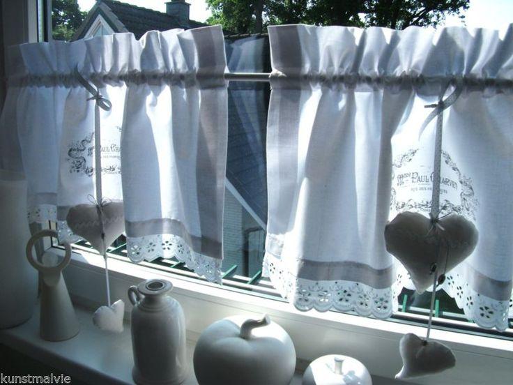 die besten 25 bistrogardinen ideen auf pinterest bistrogardinen f r die k che altmodische. Black Bedroom Furniture Sets. Home Design Ideas
