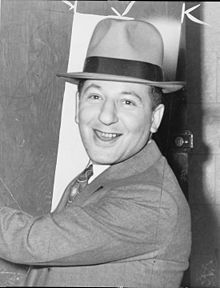 "Louis ""Lepke"" Buchalter - Jewish head of the Mafia hit squad Murder, Inc."