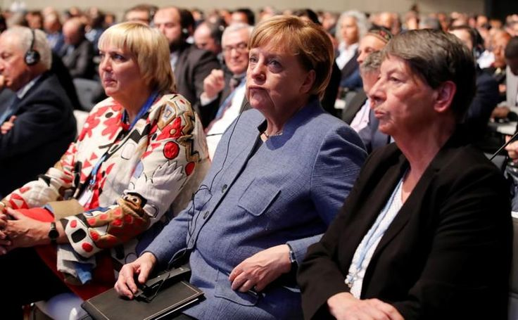 (adsbygoogle = window.adsbygoogle || []).push();    BONN, Germany (Reuters) – The leaders of Germany and France promised to limit the use of coal on Wednesday and urged more global action to combat global warming after U.S. President Donald Trump pulled out of the 2015 Paris...