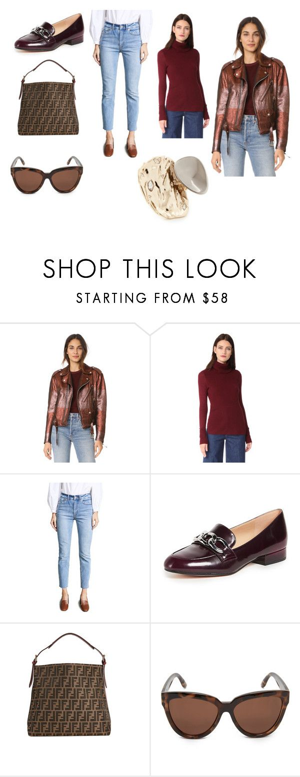 """""""Sin título #3327"""" by ceciamuedo ❤ liked on Polyvore featuring Adam Selman, Veronica Beard, Rebecca Taylor, MICHAEL Michael Kors, Le Specs and Alexis Bittar"""