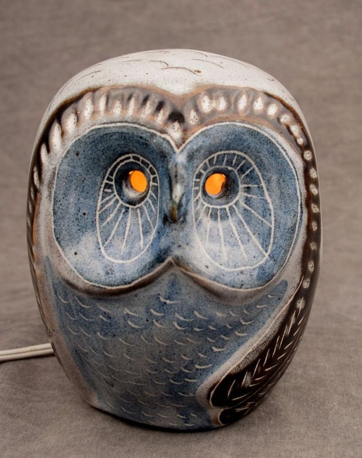 1000 Ideas About Owl Lamp On Pinterest Ceramic Owl Owl