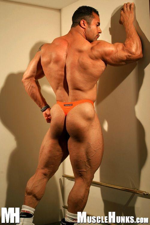 Muscle gay men in wild wet sex scenes marco 10