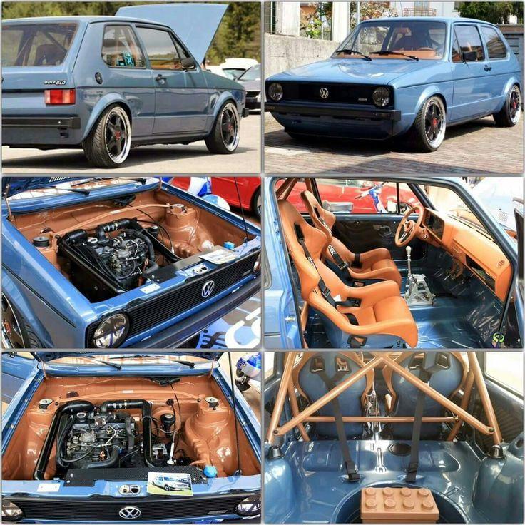 Volkswagen Golf Mk1 GLD