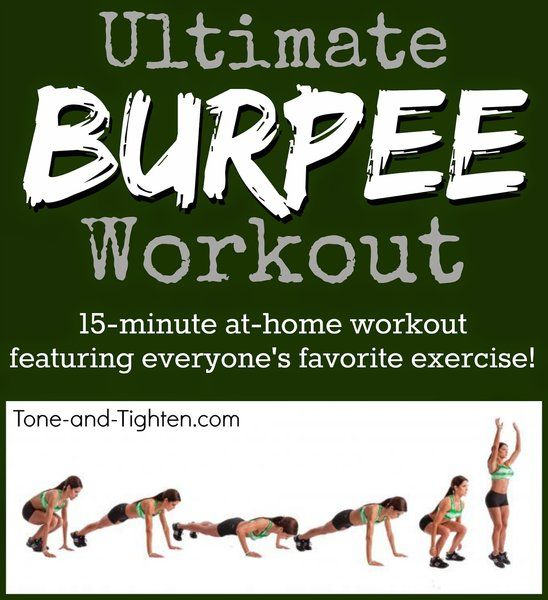 5 great at-home workouts without weight – Best bodyweight workouts without equipment