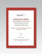 A resource on tenure and promotion for engaged higher education institutions