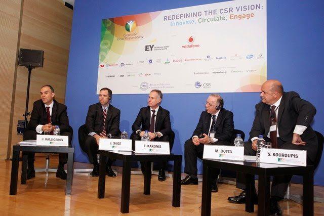 Η Καινοτομία εργαλείο Επιχειρηματικής και Κοινωνικής Βιώσιμης Ανάπτυξης: Το Ελληνο-Αμερικανικό Εμπορικό Επιμελητήριο με τη στήριξη του…