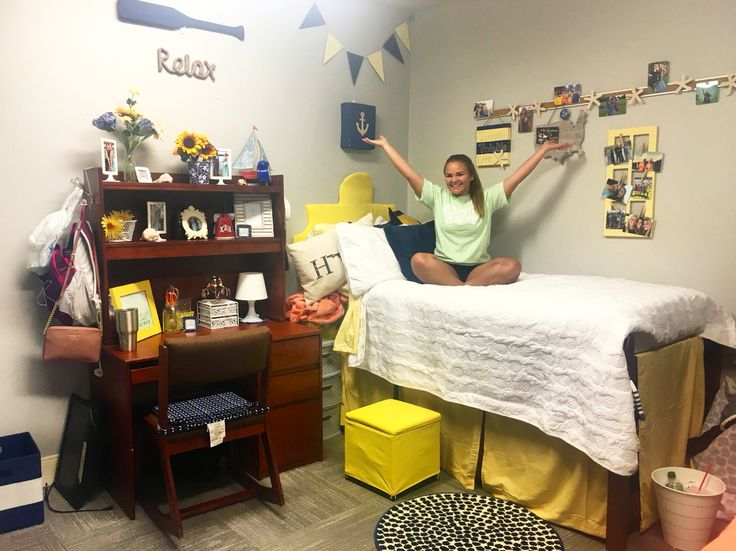 Perfect Oak Hall Dorm Room For College At Mississippi State University Part 15