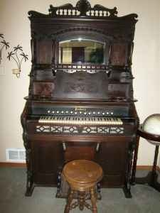 My Antique Pump Organ! $700.