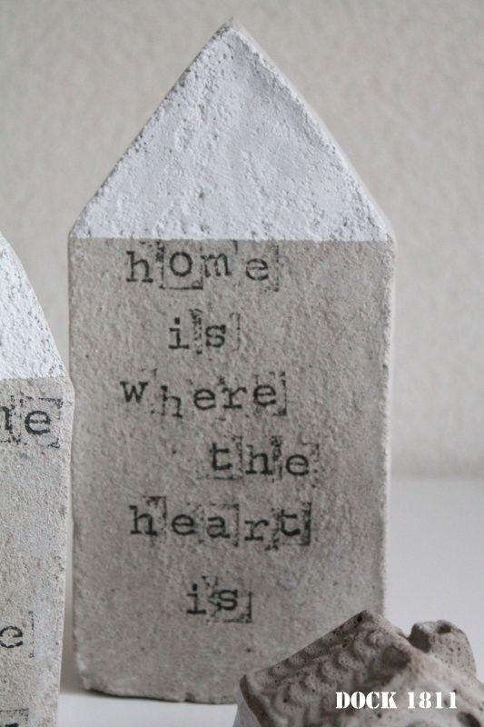 Huisje Home & Heart - beton   DOCK1811 Wonen   Bjoetiful.nl