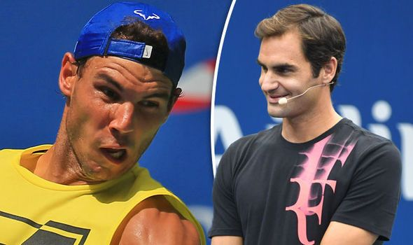 US Open 2017 Day 2 scheduled players Rafael Nadal and Roger Federer
