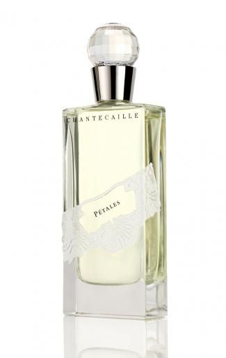 Chantecaille Pétales Perfume An unapologetically girly blend of jasmine and tuberose that reminds us of fresh spring