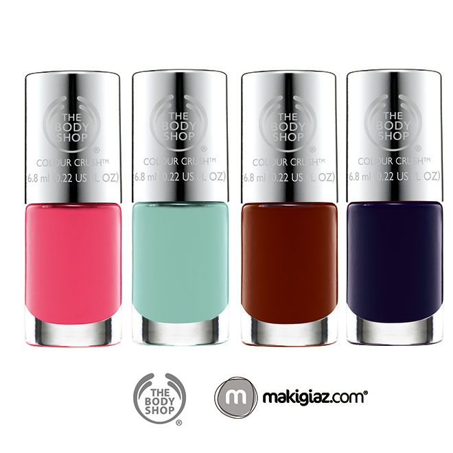 Each year we wait for The Body Shop X-Mass MakeUp collection and this year is more adorable than ever!   English Article http://makigiaz.com/blog/body-shop-xmass-2014-makeup-en  Greek Article http://makigiaz.com/blog/body-shop-xmass-2014-makeup