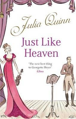 Just Like Heaven by Julia Quinn rekindled the first time I ever held a romance novel in my hand. This is how it is supposed to be written. And this is also how a reader should feel - evoking emotions of love and laughter. Seriously, I always found myself laughing and then weeping and then laughing and weeping again. :)
