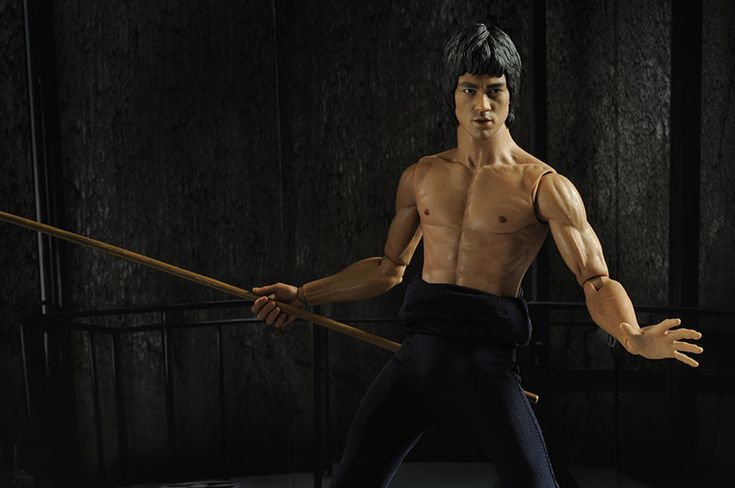 Review and photos of Hot Toys Bruce Lee Enter the Dragon DX04 ...