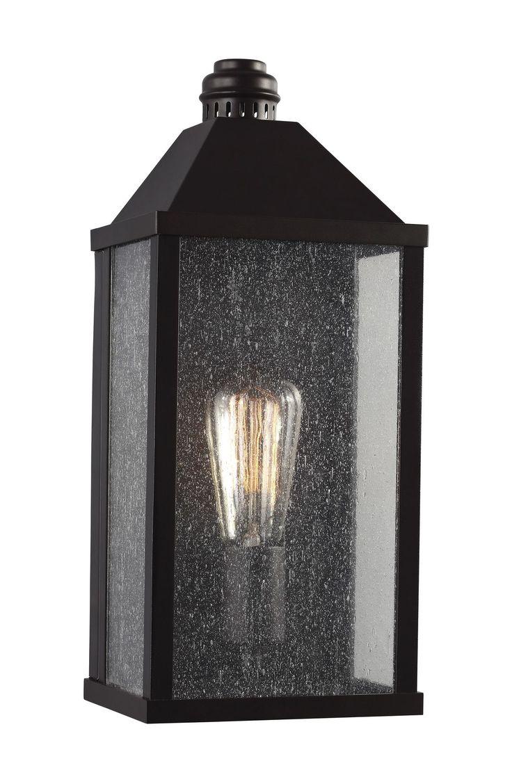 Theo 1-Light Outdoor Flush Mount