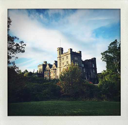 Inverlochy Castle, Fort Williams, Scotland.