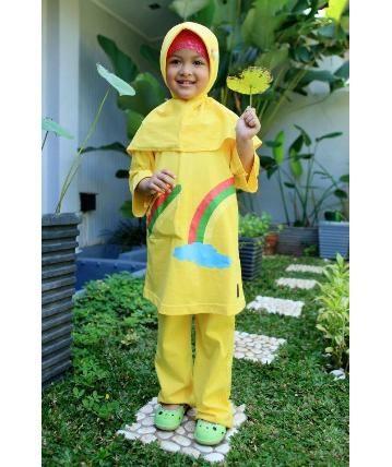 Beli Baju Stelan Anak Qirani Kids QK-27 Kuning dari Aprilia Wati agenbajumuslim - Sidoarjo hanya di Bukalapak