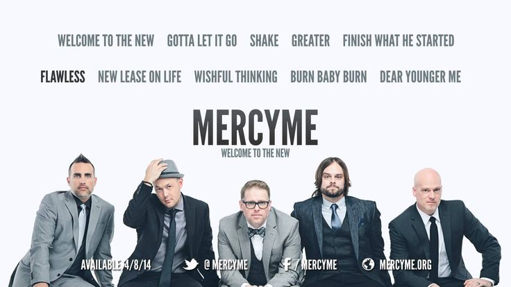 MercyMe - Gotta Let It Go Lyrics | MetroLyrics