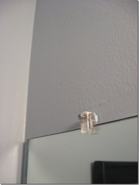Bathroom Mirror Mounting Clips best 10+ mirror clips ideas on pinterest | framing a mirror
