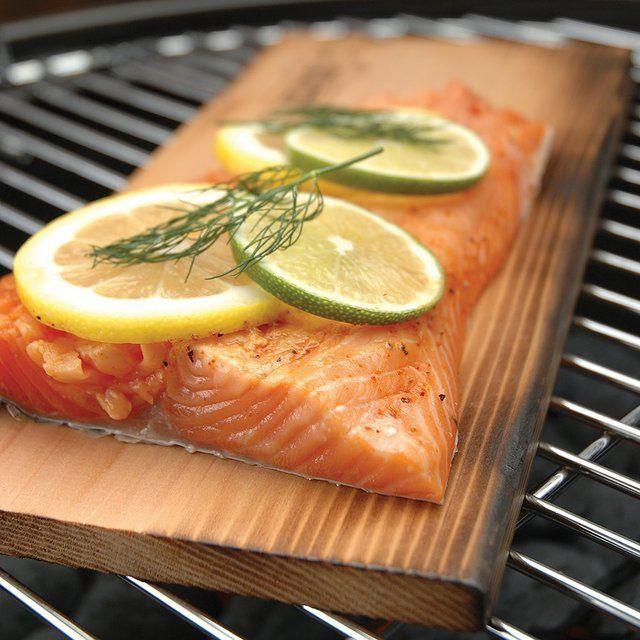 Cedar Wood Grilling Planks #Flavor, #Grill, #Kitchen, #Wood