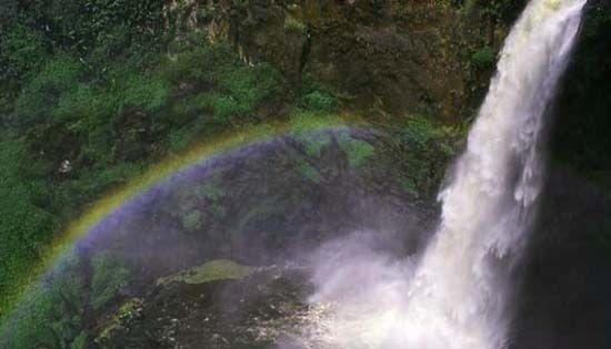 Air Terjun Pelangi? Temukan hanya di #Wisata #Malang