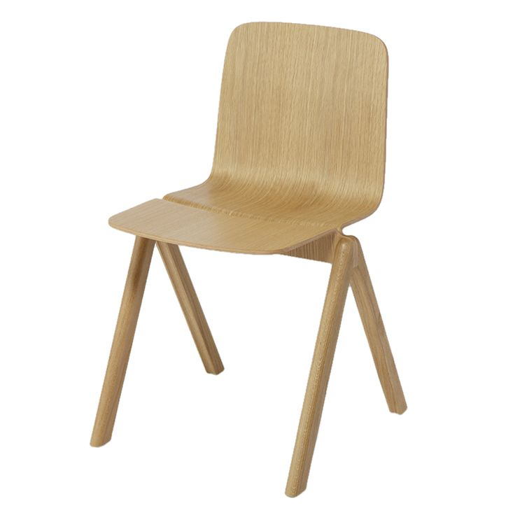 COPENHAGUE CHAIR OAK LACQUERD