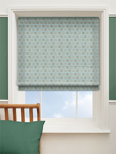 Cirque Sky Roman Blind from Blinds 2go