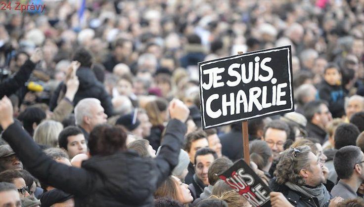 Islám - náboženství míru. Charlie Hebdo opět provokuje, titulní strana zobrazuje útok v Barceloně