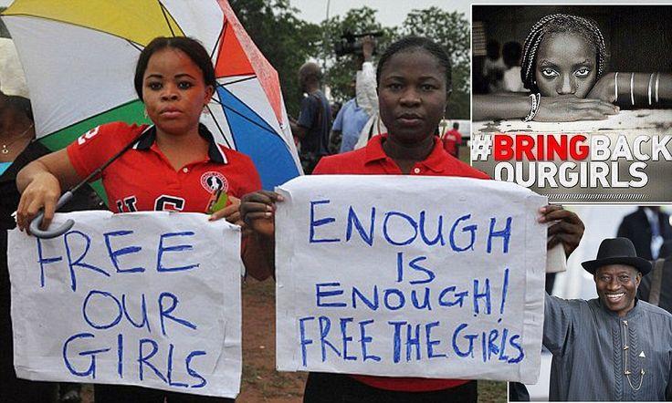 Huge social media campaign demands rescue of 243 Nigerian school girls