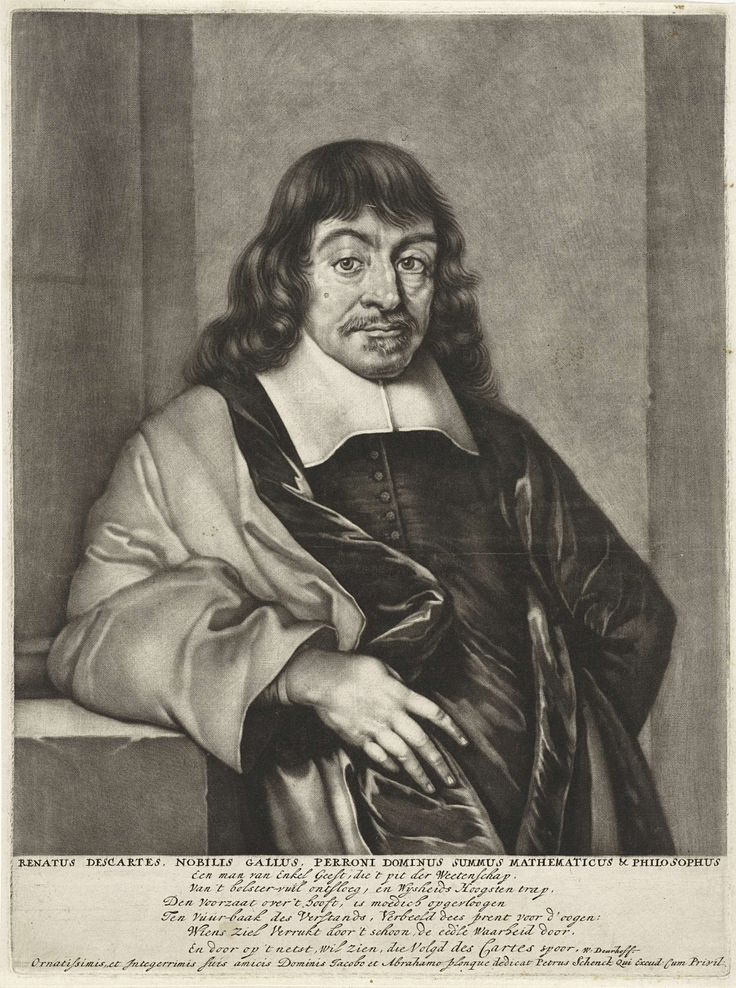 """a biography and life work of rene descartes a french philosopher and mathematician In fact, what descartes wrote in his """"discours de la méthode,"""" of 1637, """"je  it isn' t easy to see descartes's work the way he saw it—the relationship  he turned to  philosophy relatively late in life, and out of fear that the catholic  his critics—the  writings of one french mathematician were """"impertinent,."""