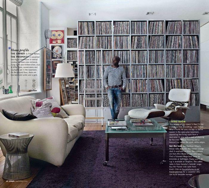 BookshelvesDecor, Bookshelves, Dreams, Stuff, Diy Tutorial, Future, Book Shelves, Disk, Magazines Wall