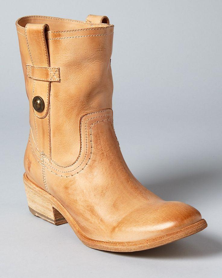 Short Fyre Boots