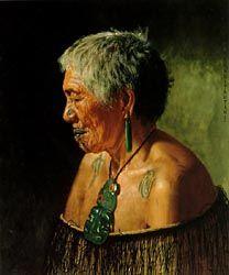 Charles Goldie, New Zealand 1870-1947
